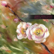 James Armstrong - Rhapsody and Dedication - cover image