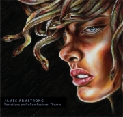 James Armstrong - Variations on Italian Pastoral Themes - cover image